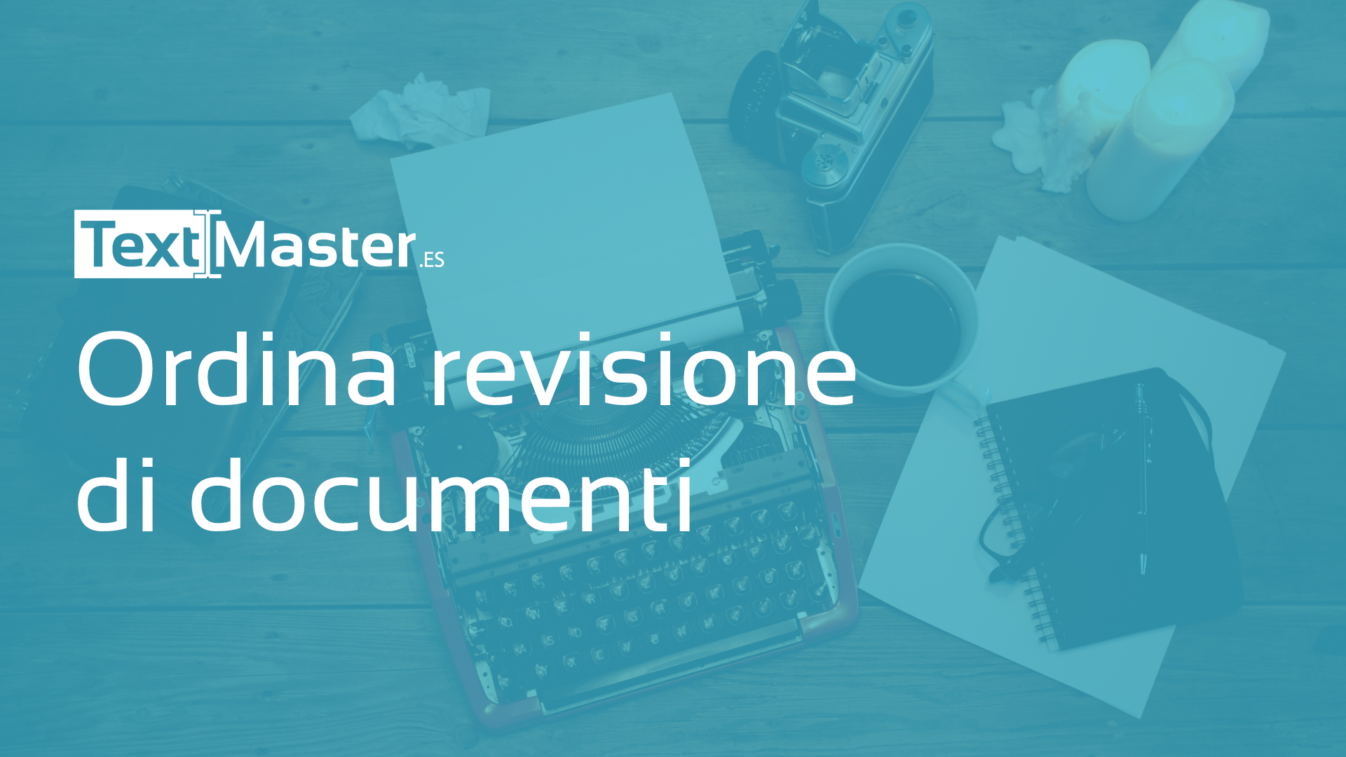Ordina revisione di documenti